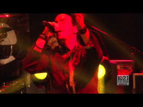Three Days Grace - The High Road (Live @ The Edge)