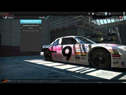 Stock Cars in Project Cars