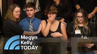 Marjory Stoneman Douglas High School Students Descend On Florida State Capitol | Megyn Kelly TODAY