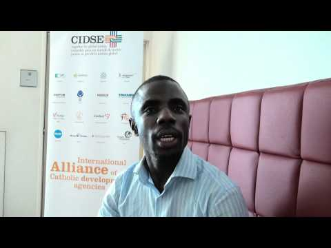 George Osei-Bimpeh (SEND-Ghana) on EU-civil society relations
