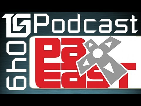 TGS Podcast #49: Live at PAX East 2013 ft. RELEASE THE CRIKEN!