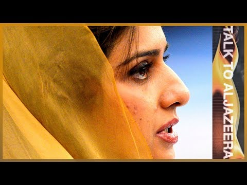 Talk to Al Jazeera - Hina Rabbani Khar: 'Give Pakistan some time'