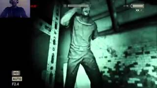Outlast walktrough part 5  gameplay