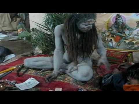 Indian sadhus