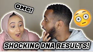OUR SHOCKING DNA TEST RESULTS!! *you won't believe it*