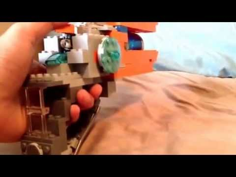 Lego Slugterra Eli's blaster