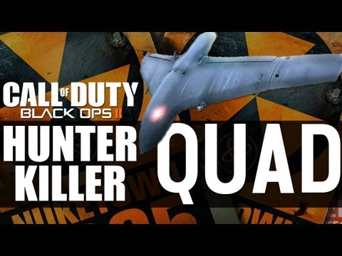 Black Ops 2 :: Hunter Killer Quad & PS4 Info