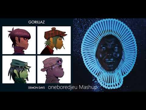 Zombies Have Come - Gorillaz vs. Childish Gambino (Mashup)