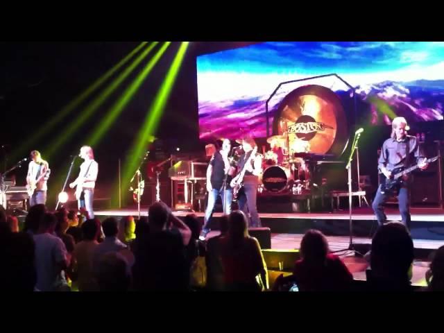 Boston - Rock and Roll Band Live Dallas 2012
