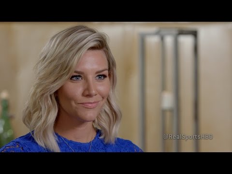 Fox Sports reporter Charissa Thompson talks about a makeover backlash (HBO) thumbnail