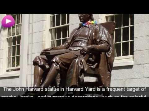 Harvard University Wikipedia travel guide video. Created by http://stupeflix.com