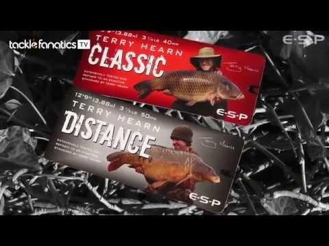 Tackle Fanatics TV - ESP Terry Hearn Mk3 Carp Rods