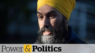 Jagmeet Singh is out as NDP leader if he loses byelection, MPs warn | Power & Politics