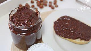 Ev yapimi Nutella tarifi-Kahvaltilik tarifler