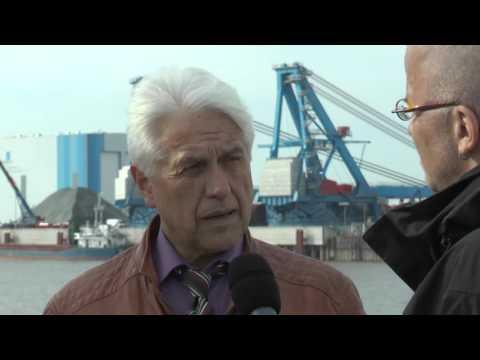 Fährtalk - Gespräche auf der Weser : Heute: HansFrancksen , amtierender Bürgermeister in Nordenham