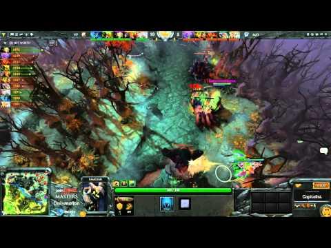 VirtusPro vs MYI Game 3  joinDOTA Masters  DotaCapitalist