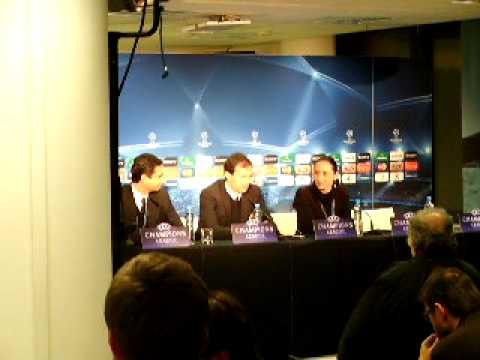 Viktoria Plzen-Milan Champions League: Allegri molto arrabbiato in conferenza stampa