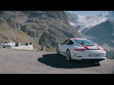 ポルシェ 911R(公式PV)
