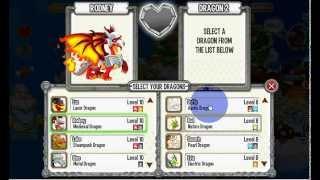 Dragon city How to get armadillo dragon by breeding