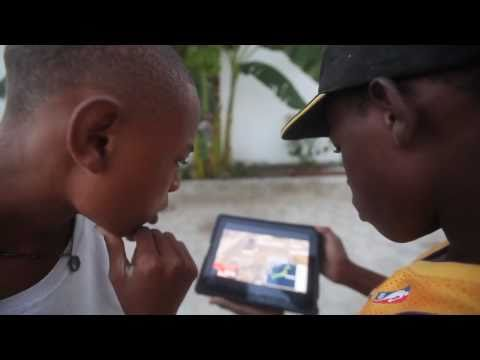 Geoffery & Joseph, players on RYOT's Little League team, had their home destroyed in the 2010 Haiti earthquake. Today they watched as Japan was devastated by...
