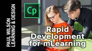 Adobe Captivate 9 - Rapid Development for mLearning