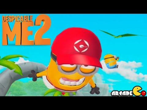 Despicable Me 2 Funny Minion The Volcano Firewalk Wednesday Special Event video
