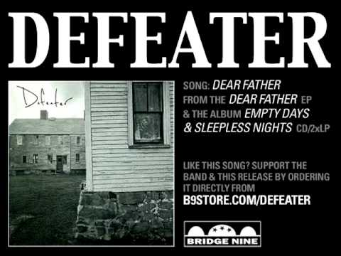 Defeater - Dear Father