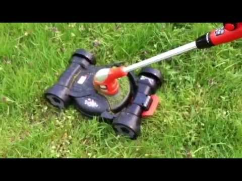 Mtc220 Mower String Trimmer In Action Youtube