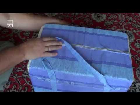 Как сделать в домашних условиях сумку-холодильник