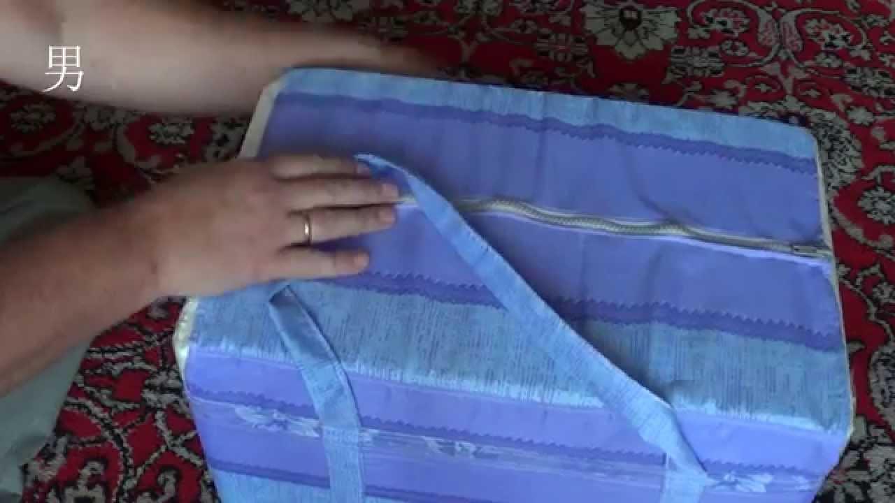Изготовление сумки-холодильника своими руками
