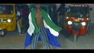 Drizilik- This Is Sierra Leone (Official Video) - (Childish Gambino) cover