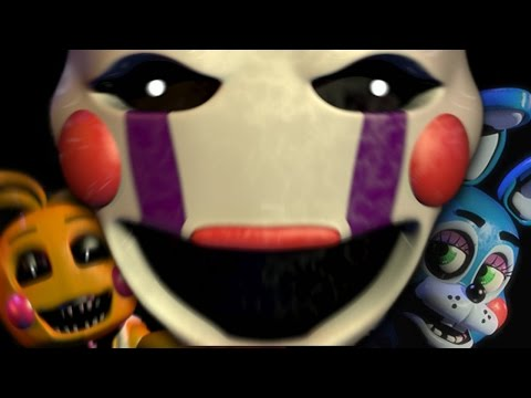 SCARIEST GAME EVER MADE | Five Nights at Freddy's 2 - Part 1