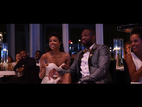 Gabrielle Union & Dwyane Wade Wedding Trailer