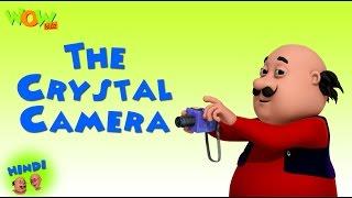 Download The Crystal Camera - Motu Patlu in Hindi - 3D Animation Cartoon for Kids -As on Nickelodeon 3Gp Mp4
