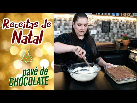 Receita de Pavê de Natal feat. Carol Conquista