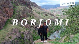 Borjomi & Vardzia: Georgia Travel Vlog // ON TOUR