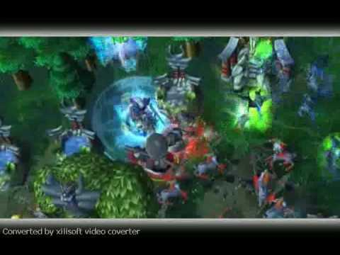 The Best Warcraft 3 Video - Destiny Of The World (part 2)