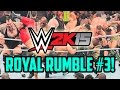 WWE 2K15 (PS4) FULL 30-Man Royal Rumble Challenge Part 3! (wFaceCam)