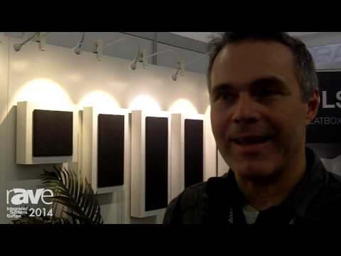 ISE 2014: DLS Talks About Latest Range of Speakers, Black Box Various Sizes and Flat-Sub StereoOne