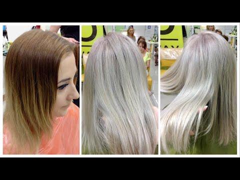 Оттеночный шампунь на неокрашенные волосы