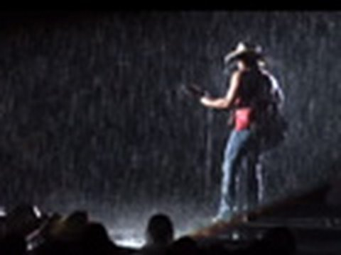 Kenny Chesney - Theres Something Sexy About The Rain