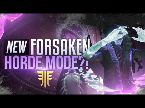 Destiny 2: Dreaming City Blind Well Horde Mode?! New Forsaken Trailer Breakdown! thumbnail