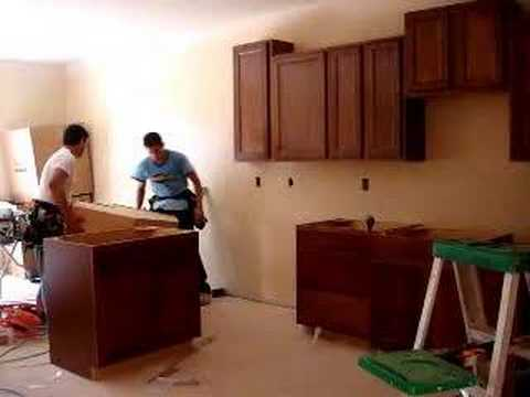 cabinet installation youtube 4 cliqstudios kitchen cabinet installation guide chapter