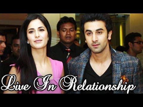 Ranbir Kapoor & Katrina Kaif In A Live-in Relationship video
