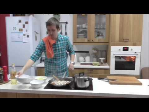 Как приготовить свинину с рисом - видео