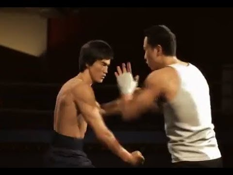 Bruce Lee vs Donnie Yen  - Best Martial Arts Fight VIDEO