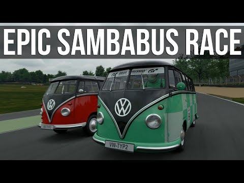 Gran Turismo Sport - EPIC Online Sambabus Race