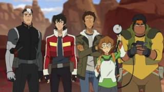 Voltron: Old vs New