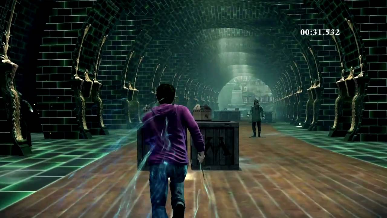 PC Game System Requirements: Harry Potter and the …