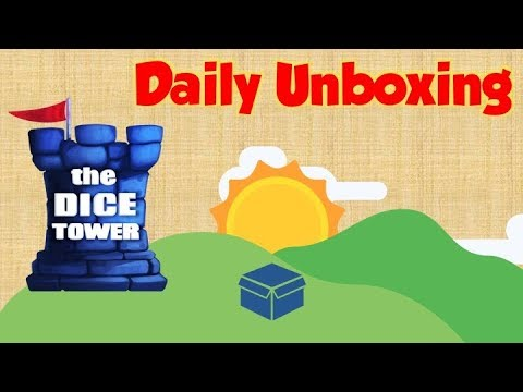 Daily Game Unboxing - January 2, 2018